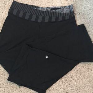 Lulu lemon women's boot cut pants